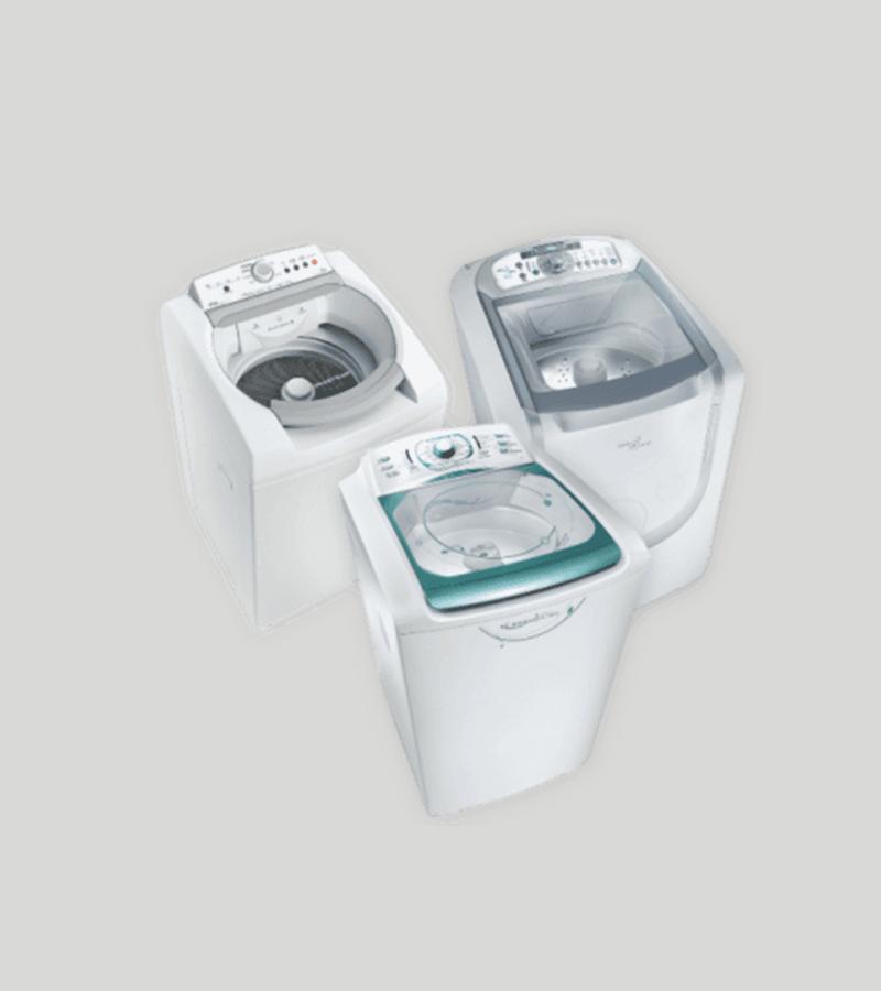 Manutenção de maquina de lavar